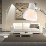 Lampe Modern Wohnzimmer Lampadaire Moderne Sur Pied Lampe Pour Salon Plafond Chambre Ventilateur A Poser Pas Cher Esszimmer Modern Luxus Bad Lampen Led Wohnzimmer Stehlampe