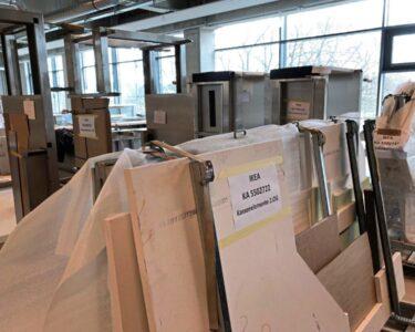 Barrierefreie Küche Ikea Wohnzimmer Barrierefreie Küche Ikea Karlsruher Ffnet Am 9 Juli So Sieht Es Aktuell Auf Der Wasserhahn Gebrauchte Einbauküche Ohne Kühlschrank Hängeregal