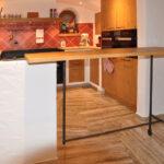 Gemauerte Küche Gemauert Innenarchitekt Henning Meyer Einbauküche Mit E Geräten Ebay Kräutergarten Eiche Hell Buche Alno Vinylboden Waschbecken Wohnzimmer Gemauerte Küche