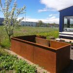 Designwerkstatt Schneider Edelstahlküche Gebraucht Garten Hochbeet Outdoor Küche Edelstahl Wohnzimmer Hochbeet Edelstahl