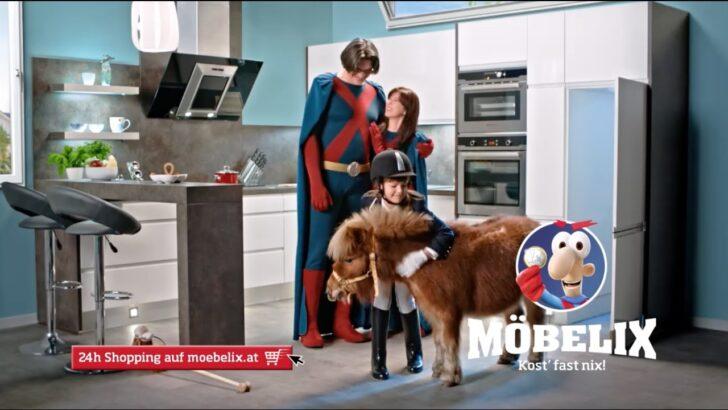 Medium Size of Mbelitv Spot Kchen Reitstunden Fr Superheroes Youtube Küchen Regal Wohnzimmer Möbelix Küchen