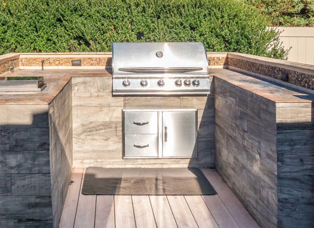 Large Size of Mobile Outdoorküche Outdoor Kchen Von Der Mindestausstattung Zur Luxusversion Küche Wohnzimmer Mobile Outdoorküche