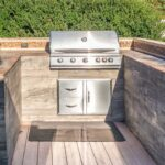 Mobile Outdoorküche Outdoor Kchen Von Der Mindestausstattung Zur Luxusversion Küche Wohnzimmer Mobile Outdoorküche