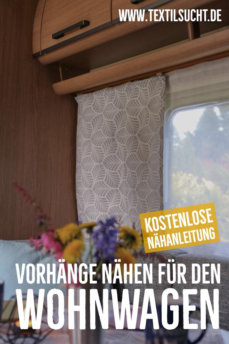 Full Size of Nhen Fr Camper Neue Vorhnge Im Wohnwagen Textilsucht Gardinen Schlafzimmer Für Wohnzimmer Küche Die Fenster Scheibengardinen Wohnzimmer Gardinen Nähen