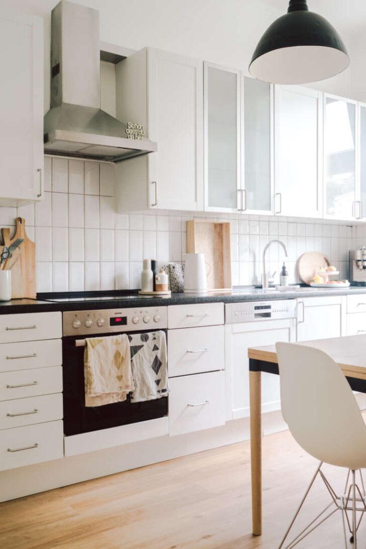 Medium Size of Paulsvera Kchenrenovierung Aus Alt Mach Neu Küche Fliesenspiegel Selber Machen Glas Küchen Regal Wohnzimmer Küchen Fliesenspiegel