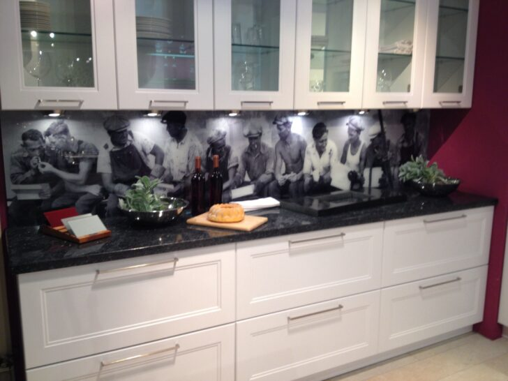 Medium Size of Küchen Glasbilder Bild Motiv Kleine Steine 60x40cm Grazdesign 200080 60x40 Sp Kchen Küche Bad Regal Wohnzimmer Küchen Glasbilder