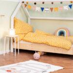 Kinderbett Diy Individuelle Mbel Selber Bauen By Obi Wohnzimmer Kinderbett Diy
