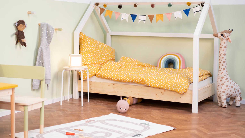 Full Size of Kinderbett Diy Individuelle Mbel Selber Bauen By Obi Wohnzimmer Kinderbett Diy
