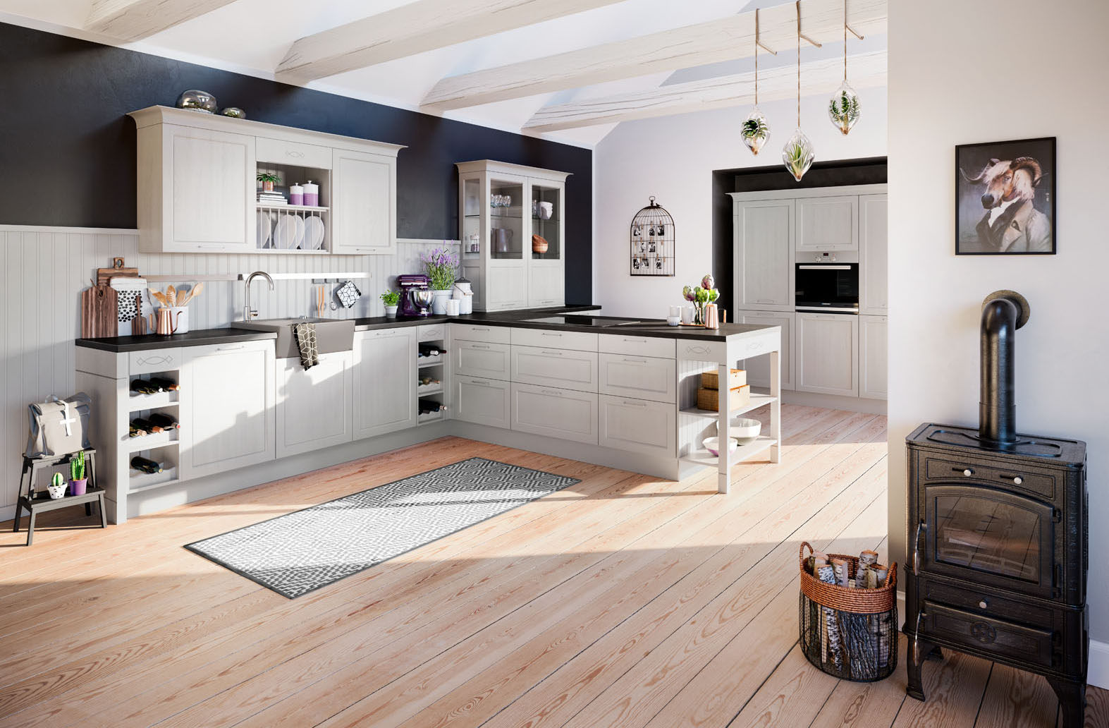 Full Size of Real Küchen Systemat Art Hcker Kchen Regal Wohnzimmer Real Küchen