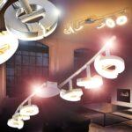 Deckenspots Wohnzimmer Led Deckenspot Design Deckenleuchte Deckenlampe Einzeln Liege Deckenlampen Deko Deckenleuchten Gardinen Teppich Lampen Board Vorhänge Wohnzimmer Deckenspots Wohnzimmer
