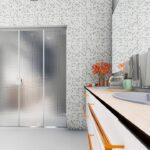 Vorhang Terrassentür Wohnzimmer Sichtschutz Fr Fenster Und Tren Im Bad Was Lohnt Sich Wirklich Vorhang Wohnzimmer Küche