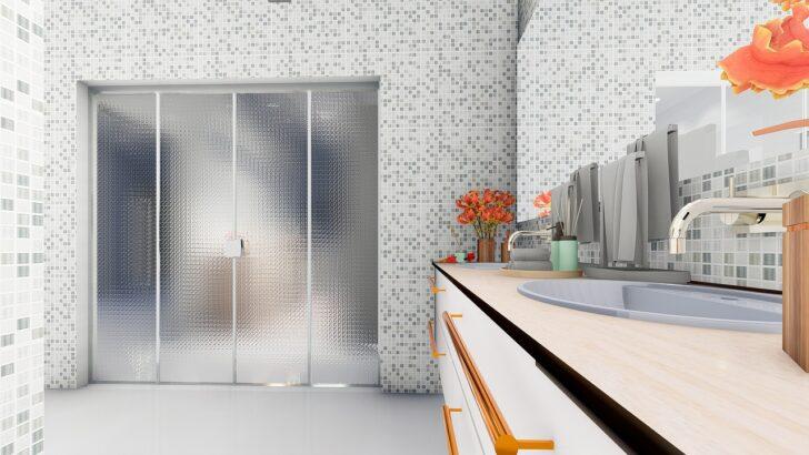Medium Size of Sichtschutz Fr Fenster Und Tren Im Bad Was Lohnt Sich Wirklich Vorhang Wohnzimmer Küche Wohnzimmer Vorhang Terrassentür