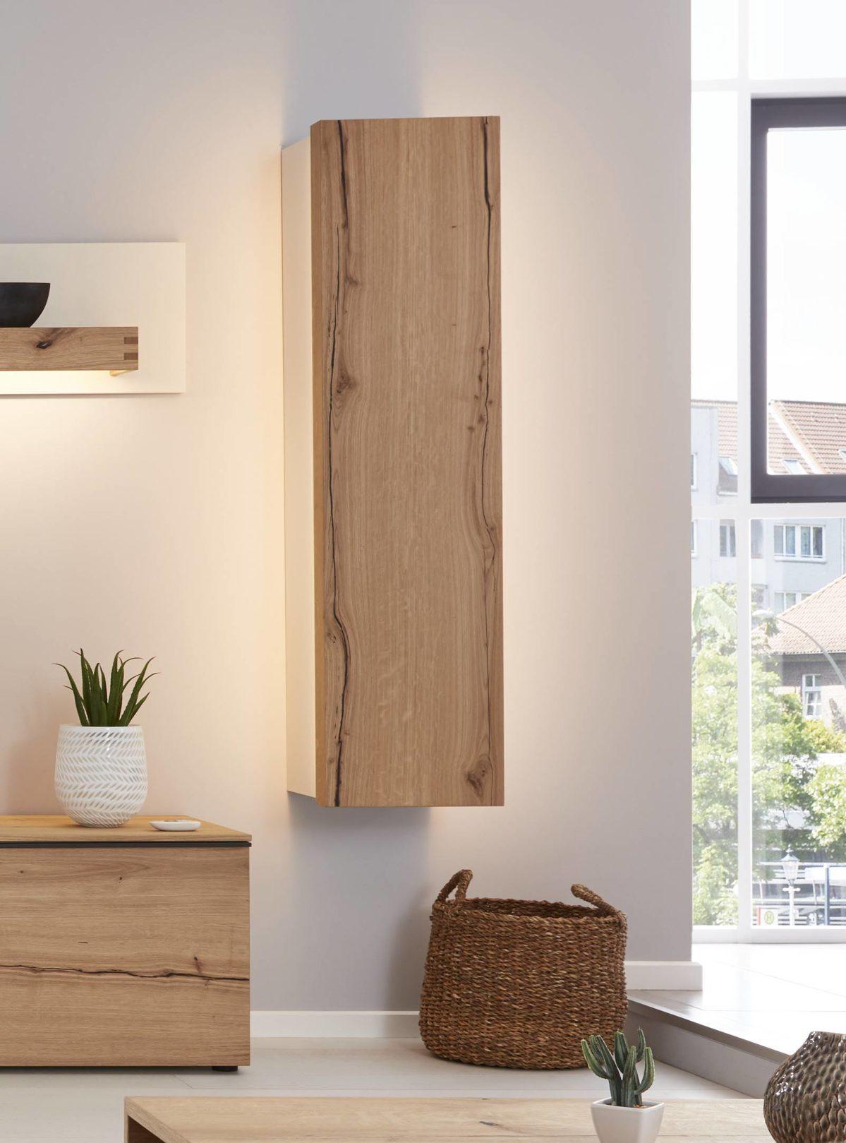 Full Size of Hängeschrank Wohnzimmer Interliving Serie 2103 Hngeelement Mit Beleuchtung Schrank Deckenlampen Modern Deckenlampe Tischlampe Landhausstil Teppich Wohnzimmer Hängeschrank Wohnzimmer