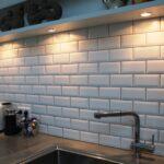 Landhausküche Grau Fliesenspiegel Küche Glas Weisse Gebraucht Weiß Moderne Selber Machen Wohnzimmer Fliesenspiegel Landhausküche