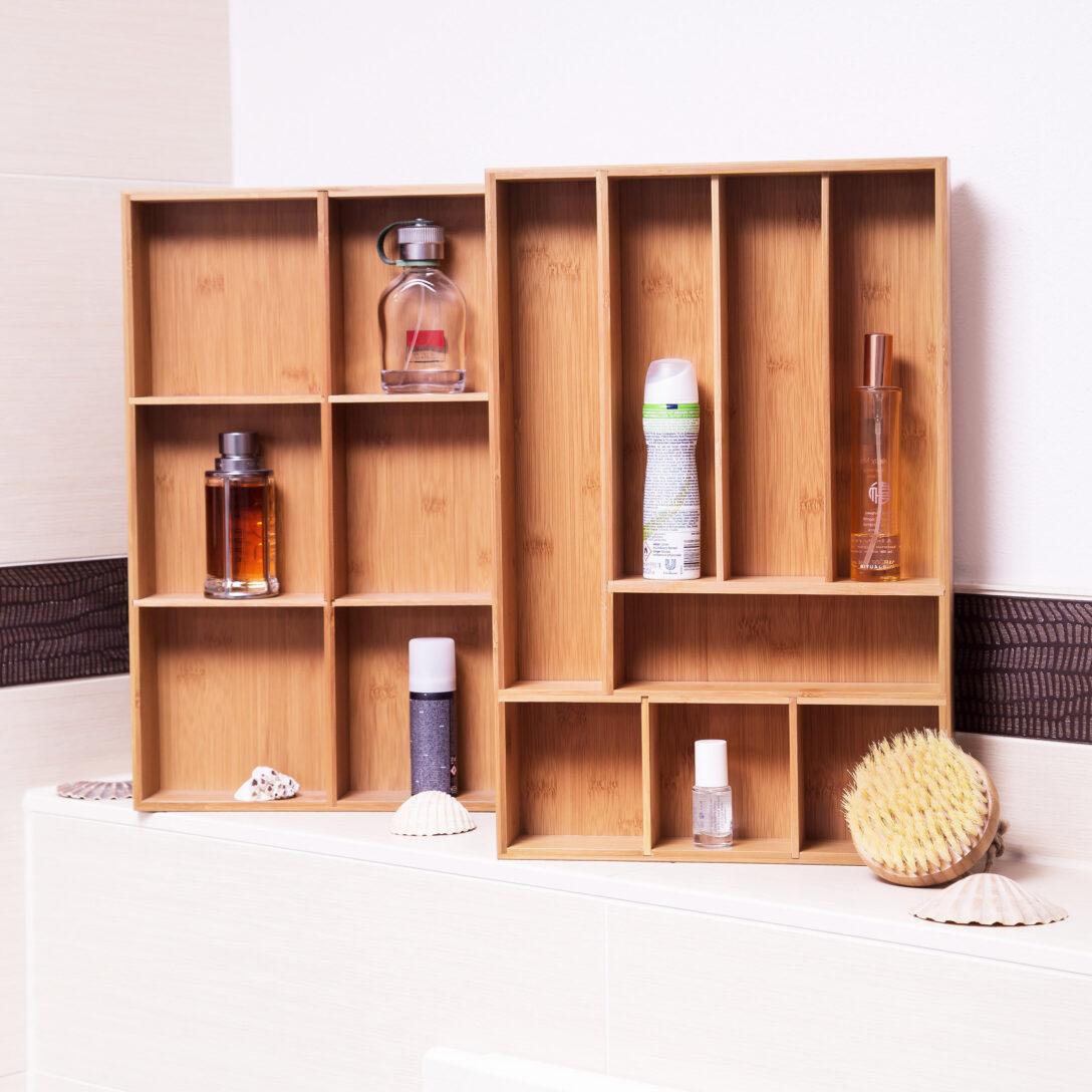 Large Size of Gewürze Schubladeneinsatz Relaxdays Bambus 2er Set Real Küche Wohnzimmer Gewürze Schubladeneinsatz
