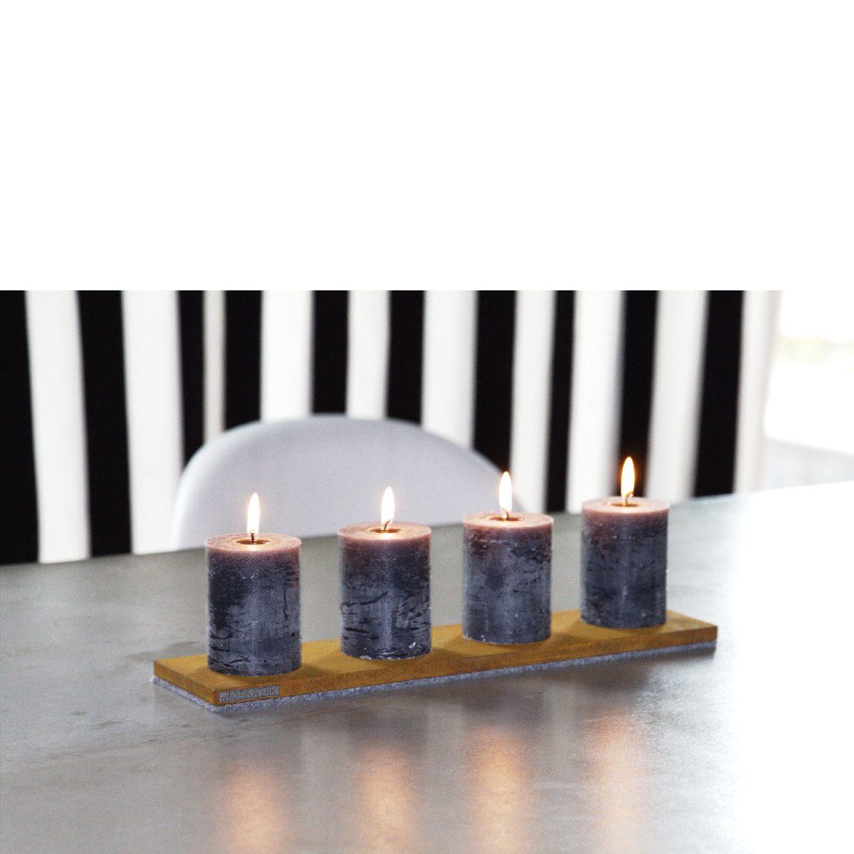 Full Size of Holzlege Cortenstahl Kerzenstnder Aus Candleplate Wohnzimmer Holzlege Cortenstahl