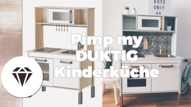 Medium Size of Ikea Küche Mint Pimp My Duktig Kinderkche I Rund Ums Kind By Nela Lee Youtube Fliesenspiegel Glas Eiche Eckküche Mit Elektrogeräten Laminat In Der Wohnzimmer Ikea Küche Mint