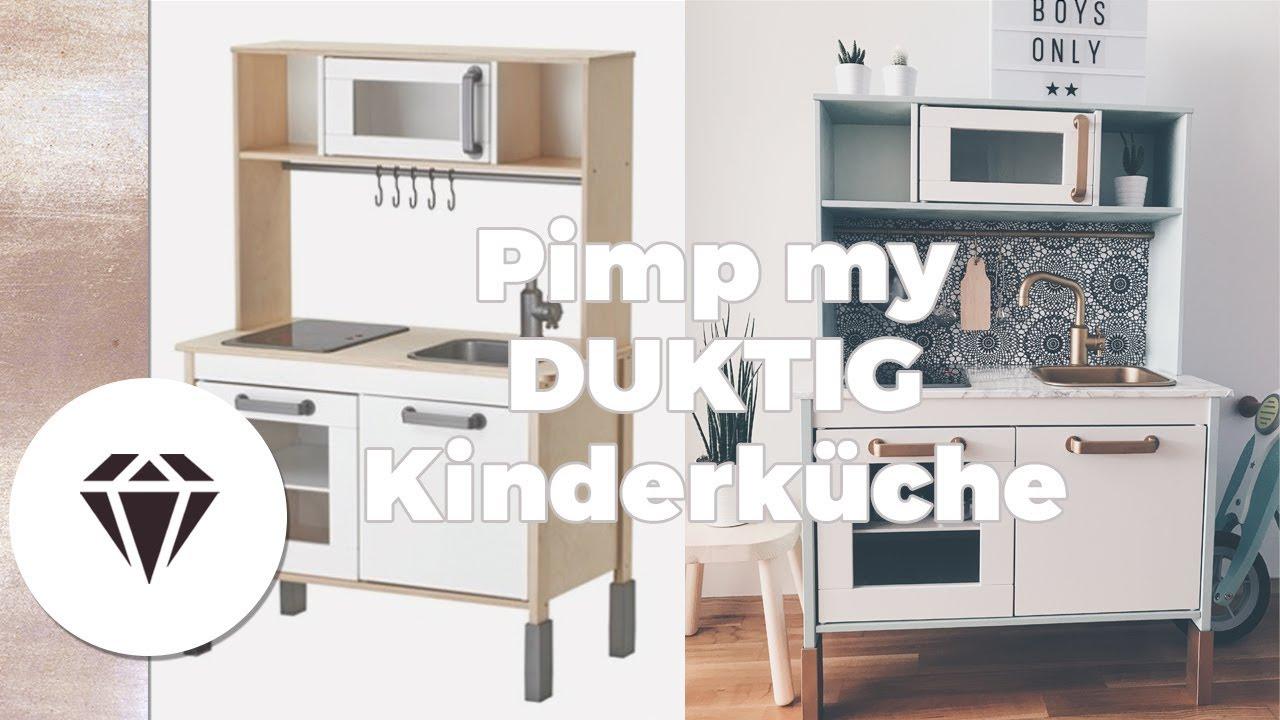 Full Size of Ikea Küche Mint Pimp My Duktig Kinderkche I Rund Ums Kind By Nela Lee Youtube Fliesenspiegel Glas Eiche Eckküche Mit Elektrogeräten Laminat In Der Wohnzimmer Ikea Küche Mint