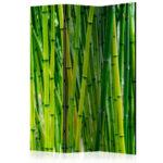 Paravent Bambus Wohnzimmer Grner Paravent Mit Bambus Foto Druck 2 Seitig 135x172cm Ciliuma Bett Garten