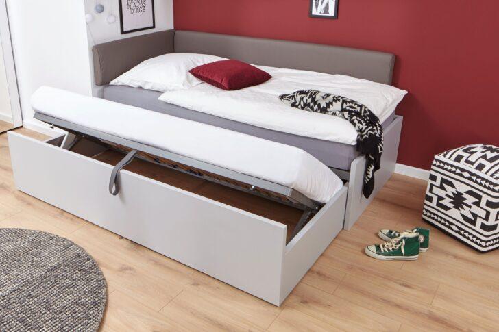 Medium Size of Bett Ausziehbar Gleiche Ebene Ikea Rudolf Loop Verwandlungsbett Boxy Mbel Letz Ihr Online Shop Ausziehbares Günstig Kaufen Paletten 140x200 Mit Ausziehbett Wohnzimmer Bett Ausziehbar Gleiche Ebene