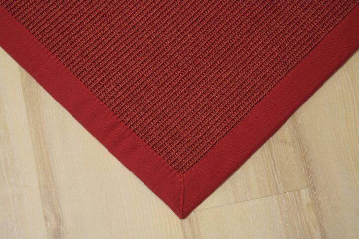 Medium Size of Teppich 300x400 Sisal Manaus Mit Bordre Rot Cm 100 Für Küche Schlafzimmer Bad Badezimmer Wohnzimmer Steinteppich Teppiche Esstisch Wohnzimmer Teppich 300x400