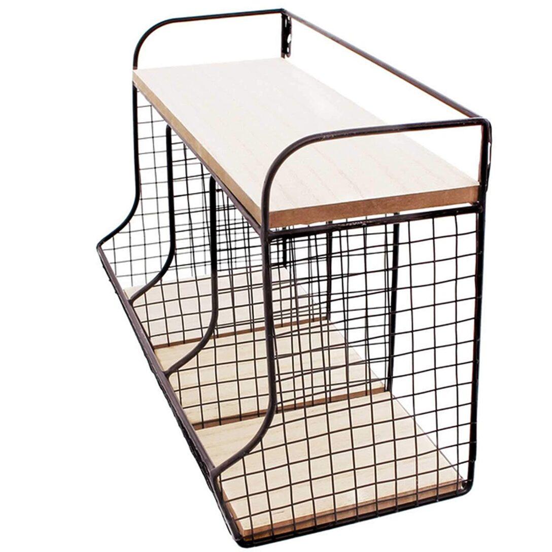 Wandregal Metall Schwarz Küche Sidco Organzier Aufbewahrung Schreibtisch Doppelblock Sideboard Mit Arbeitsplatte Modern Weiss Rosa Wanddeko Wandverkleidung