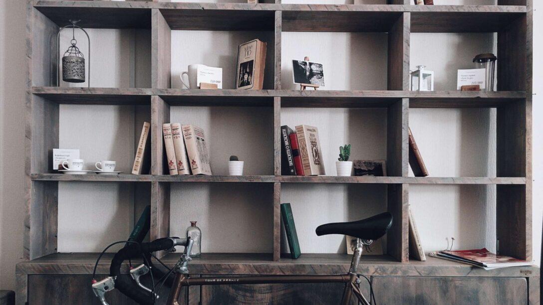 Large Size of Regal Selber Bauen So Funktionierts Wohnen Grau Küche Ikea Kosten Hängeschränke Schreinerküche Kinderzimmer Wandfliesen L Form Gebrauchte Regale Bett Wohnzimmer Regal Küche Selber Bauen