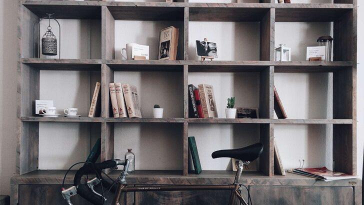Medium Size of Regal Selber Bauen So Funktionierts Wohnen Grau Küche Ikea Kosten Hängeschränke Schreinerküche Kinderzimmer Wandfliesen L Form Gebrauchte Regale Bett Wohnzimmer Regal Küche Selber Bauen