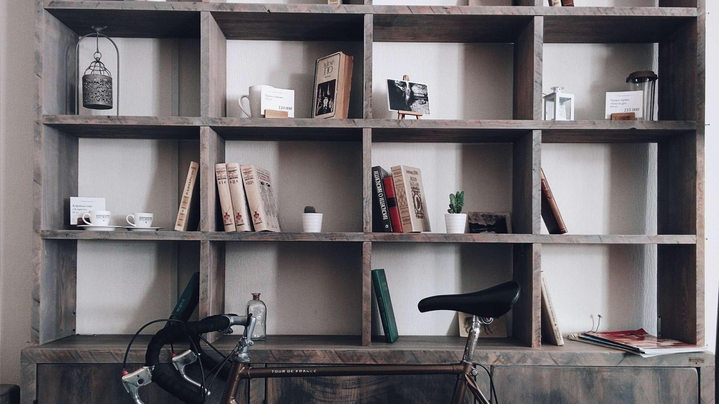 Full Size of Regal Selber Bauen So Funktionierts Wohnen Grau Küche Ikea Kosten Hängeschränke Schreinerküche Kinderzimmer Wandfliesen L Form Gebrauchte Regale Bett Wohnzimmer Regal Küche Selber Bauen
