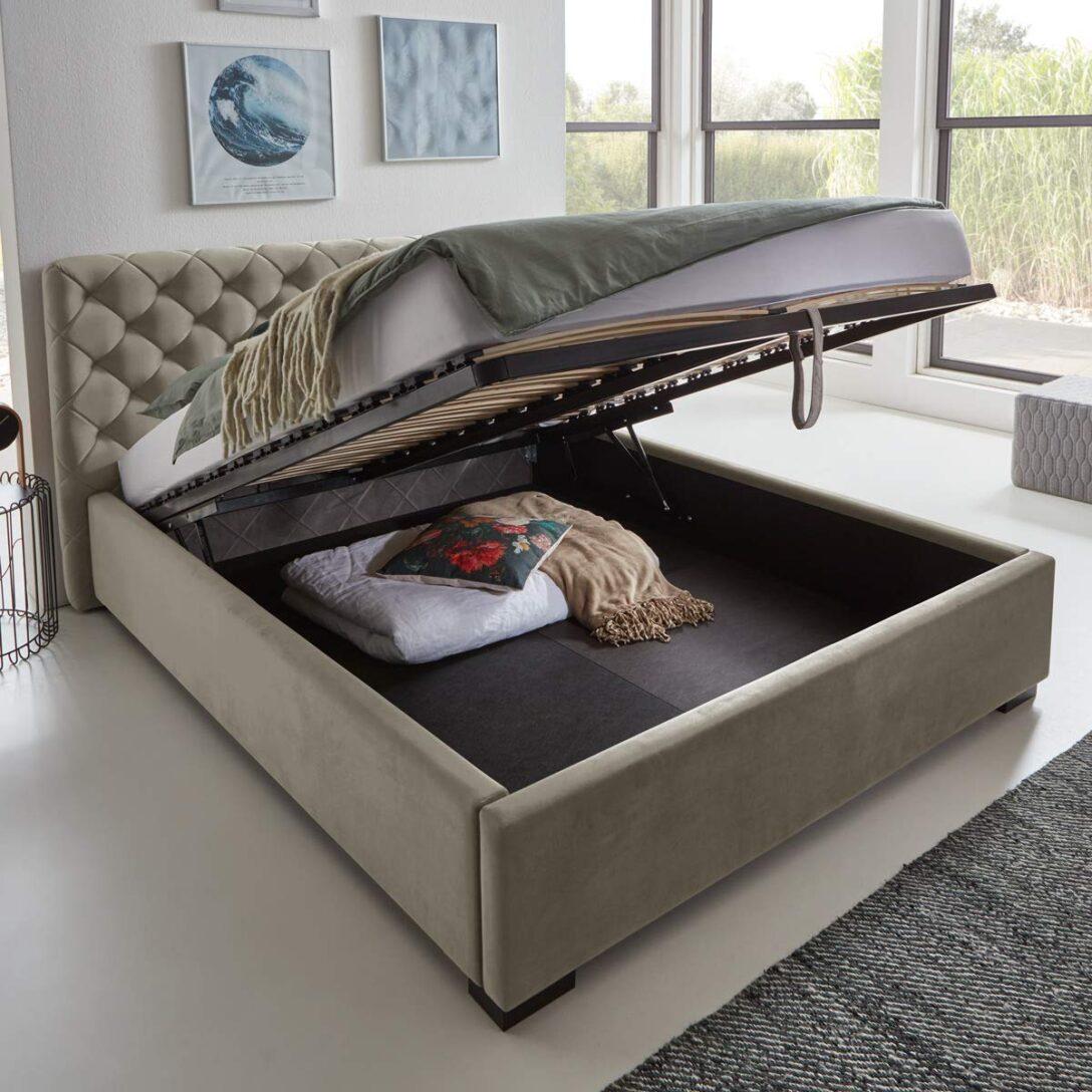 Large Size of Polsterbett 200x220 Designer Betten Bett Mit Bettkasten Elsa Samt Stoff Wohnzimmer Polsterbett 200x220