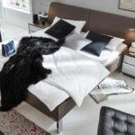 Schlafzimmer Braun Interliving Serie 1006 Bettgestell Mit Vielen Extras Klimagerät Für Kommoden Landhausstil Komplett Weiß Deko Big Sofa Fototapete Wohnzimmer Schlafzimmer Braun