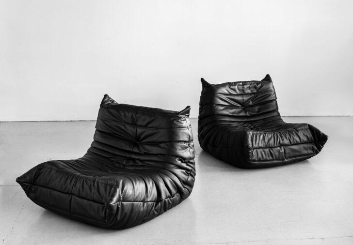 Medium Size of Ligne Roset Togo Pair Of Lounge Chairs By Michel Ducaroy For Sofa Wohnzimmer Ligne Roset Togo