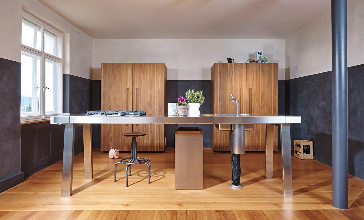 Full Size of Hochwertige Kchen Von Bulthaup Musterküche Wohnzimmer Bulthaup Musterküche