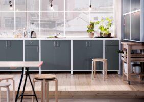 Nischenverkleidung Küche Ikea