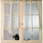 Amazonde Home Maison Hm6922637 Gardinen Fr Doppelfenster Für Die Küche Schlafzimmer Scheibengardinen Fenster Wohnzimmer Wohnzimmer Gardinen Doppelfenster