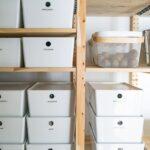 Ikea Vorratsschrank Ordnungssystem Mit Tipps Fr Aufbewahrung In Abstellraum Und Kche Küche Kaufen Miniküche Betten 160x200 Kosten Modulküche Sofa Wohnzimmer Ikea Vorratsschrank