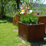 Hochbeete Kobeldesign Edelstahlküche Gebraucht Outdoor Küche Edelstahl Garten Hochbeet Wohnzimmer Hochbeet Edelstahl