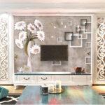 Moderne Tapeten Wohnzimmer 2020 Trends Tapetentrends Ideen Deckenlampen Für Bilder Fürs Anbauwand Schrankwand Stehlampe Teppich Modern Poster Gardinen Wohnzimmer Tapeten 2020 Wohnzimmer