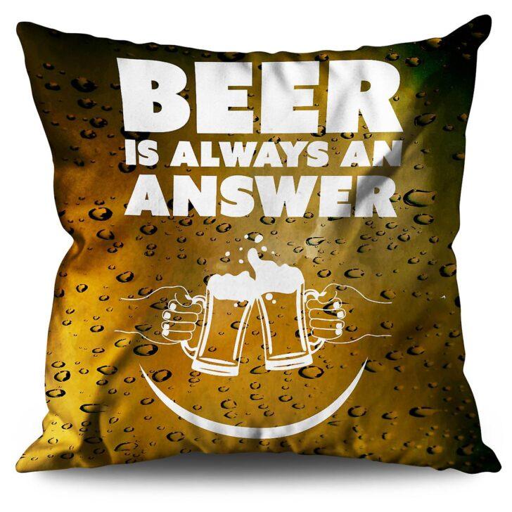 Medium Size of Bettwäsche Lustig Bier Antwort Coole Lustige Bettwsche Kissen 30 Cm Wellcoda T Shirt Sprüche T Shirt Wohnzimmer Bettwäsche Lustig