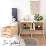 Sideboard Mit Ikea Kisten Selber Bauen Wohnklamotte Anrichte Küche Kosten Miniküche Modulküche Kaufen Betten 160x200 Sofa Schlaffunktion Bei Wohnzimmer Anrichte Ikea
