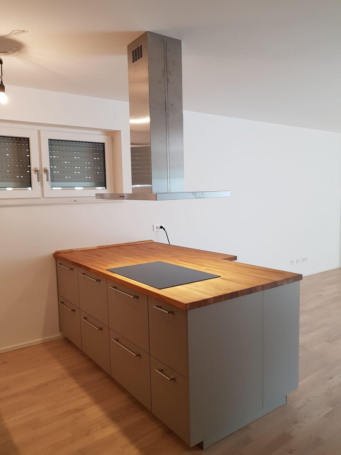 Large Size of Ubbalt Kche Dunkelbeige Offene Ikea Diy Mkki Küche Gewinnen Kaufen Mit Elektrogeräten Beistelltisch Wandbelag Selber Planen Doppel Mülleimer Tipps Wohnzimmer Offene Küche Ikea