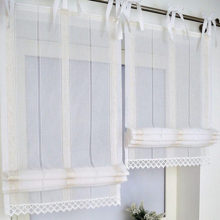 Medium Size of Raffrollo Küchenfenster Schnsten Ideen Fr Vorhnge Gardinen Küche Wohnzimmer Raffrollo Küchenfenster