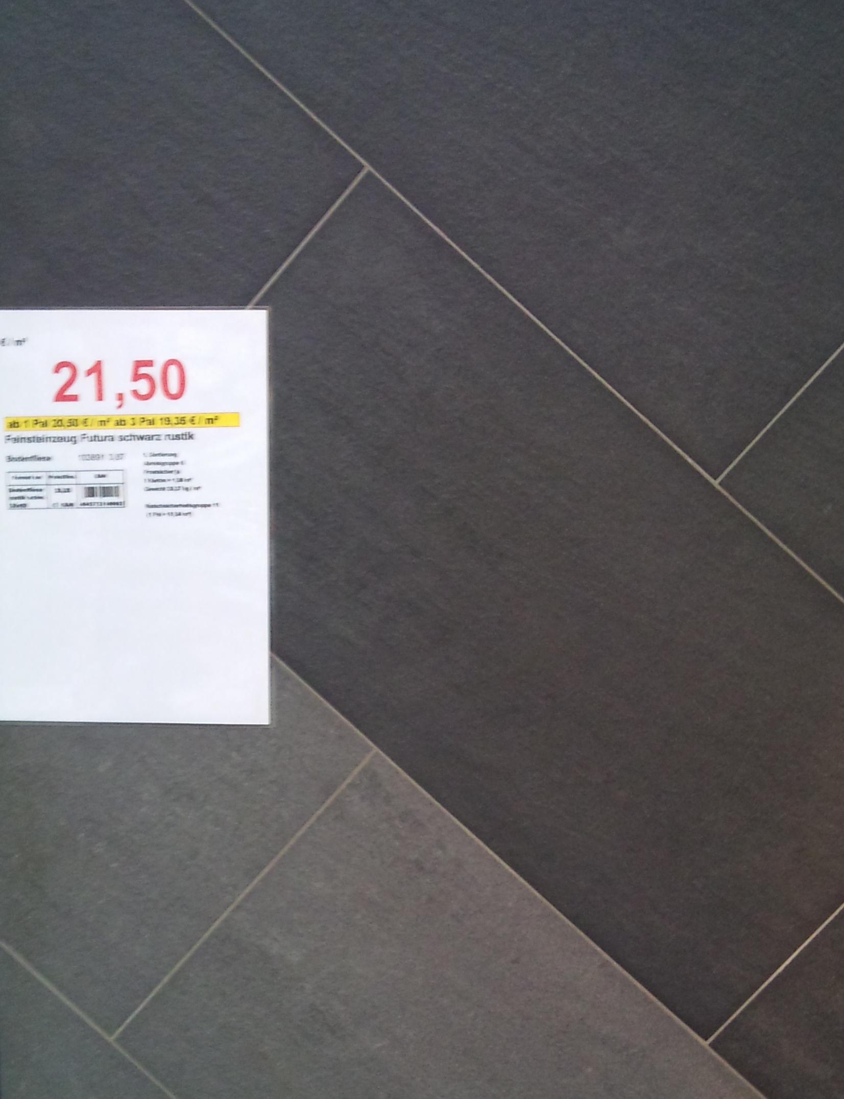Full Size of Bodenfliesen Bauhaus Bautagebuch Fronhoven Feinsteinzeug Im Küche Bad Fenster Wohnzimmer Bodenfliesen Bauhaus