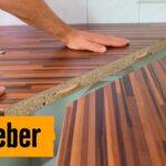 Hornbach Arbeitsplatte Arbeitsplatten Verbinden Meisterschmiede Youtube Küche Sideboard Mit Wohnzimmer Hornbach Arbeitsplatte