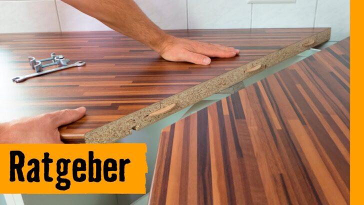 Medium Size of Hornbach Arbeitsplatte Arbeitsplatten Verbinden Meisterschmiede Youtube Küche Sideboard Mit Wohnzimmer Hornbach Arbeitsplatte