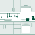 Küche Gebraucht Einzelschränke Rollwagen Modul Sitzecke U Form Abfalleimer Led Deckenleuchte Modulküche Lieferzeit Salamander Wohnzimmer Küche Gebraucht