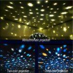 Projektion Nachtlicht Ufo Star Sleep Fernbedienung Wohnzimmer Starsleep Sternenhimmel