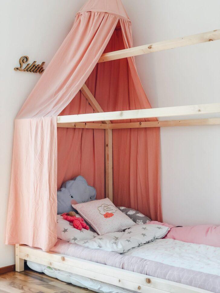 Medium Size of Hausbett 100x200 Endlich Durchschlafen Diy Fr Nach Montessori Betten Bett Weiß Wohnzimmer Hausbett 100x200