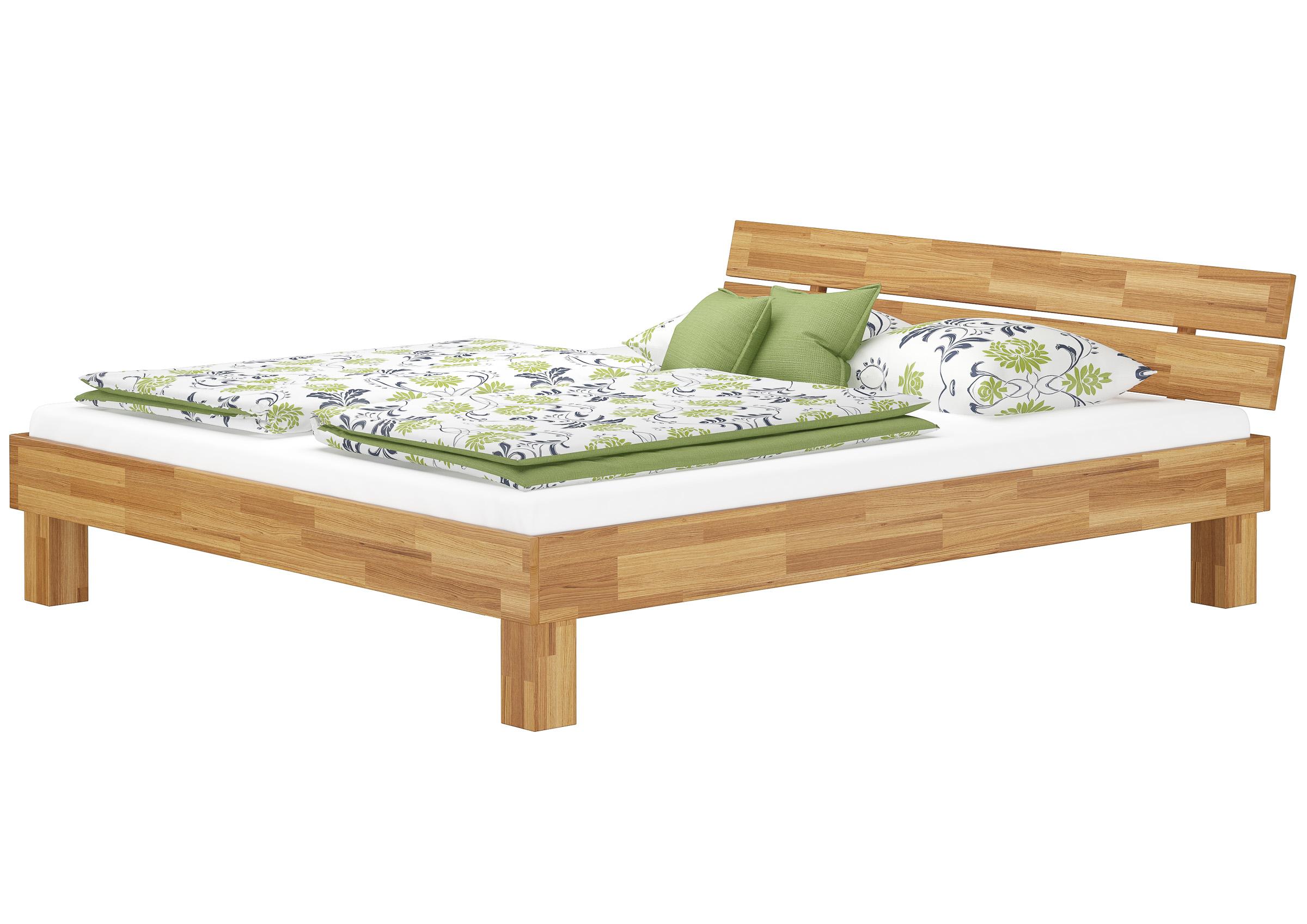 Full Size of Komplettbett 180x220 Eiche Massivholz Doppelbett 180x200 Mit Durchgehender Matratze Bett Wohnzimmer Komplettbett 180x220