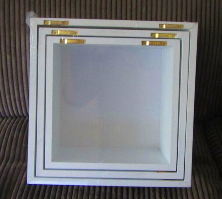 Medium Size of Cube Regal Weiß Hochglanz 3er Set Wand Hnge Regale Holz Wei 30 27 24 Cm In Gebrauchte Bad Hängeschrank 40 Breit Bücher Schmales Badezimmer Hochschrank Mit Wohnzimmer Cube Regal Weiß Hochglanz